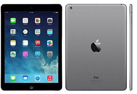 Apple iPad Air WiFi 16Gb Gray (32, 64, 128 Gb)