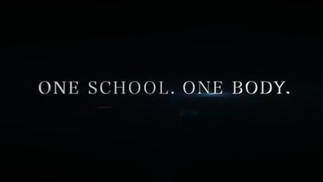 ONE SCHOOL. ONE BODY.