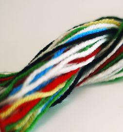 fios de lã
