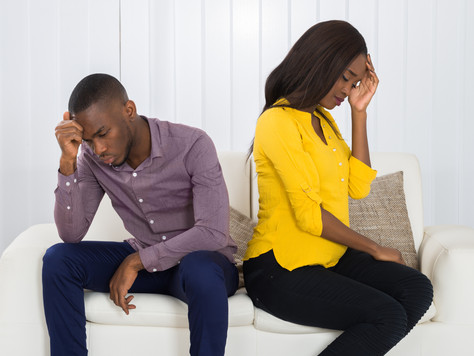 Why Your Marriage is Struggling: The Role of Energy