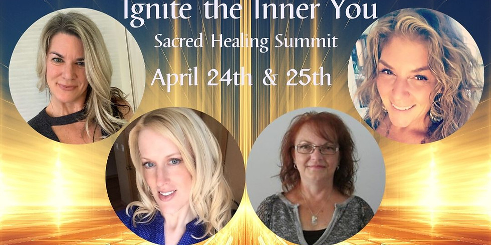 Ignite the Inner You: Virtual Sacred Healing Summit