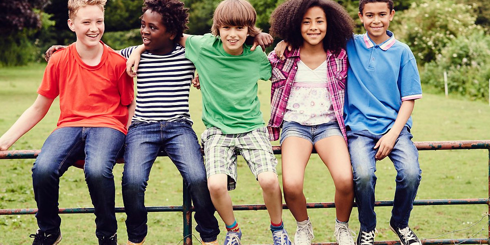 Raising Calm and Compassionate Tweens: A Mindful Heart-Centered Workshop - Ages 9-12