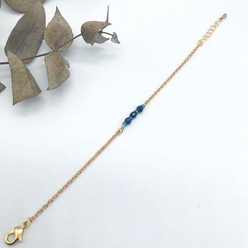 Bracelet Nina Bleu
