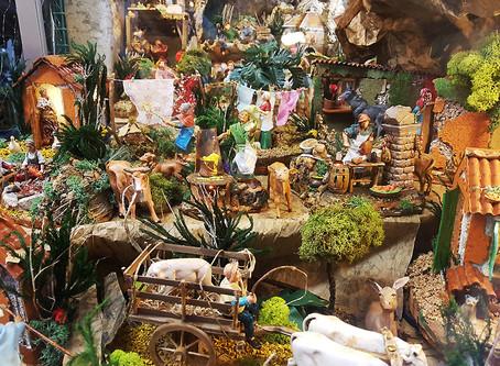 Nicht nur zur Weihnachtszeit: Die Krippen-Gasse von Neapel