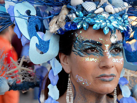 Feiern, wenn's warm wird: Carnevale del Cilento
