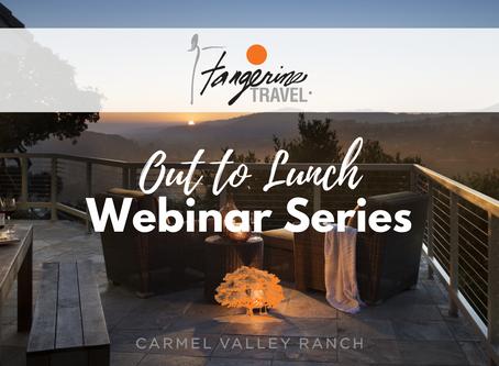 Carmel Valley Ranch & Ventana Big Sur