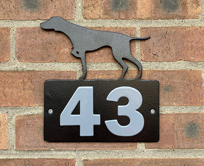 Pointer House Number