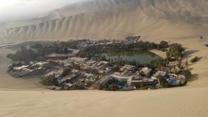 3 razones para visitar la Huacachina Peruana