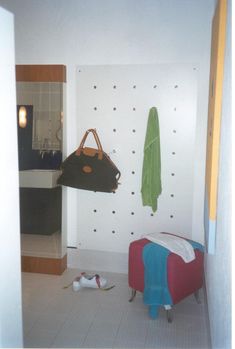 detalhe painel porta bolsas