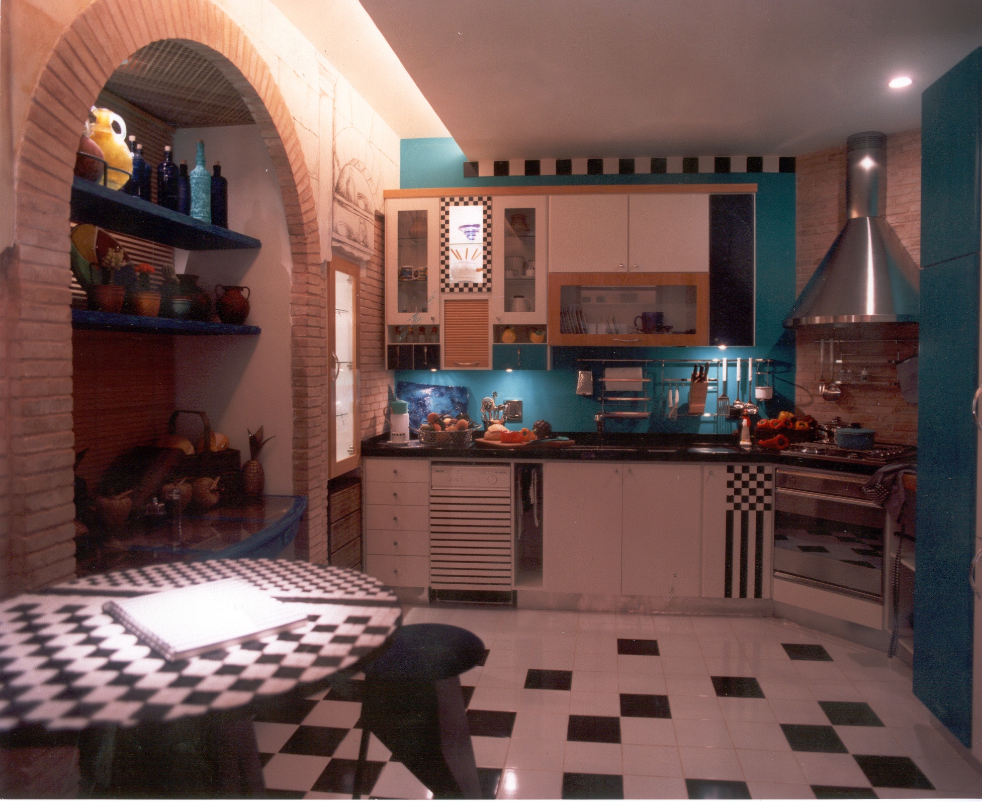 Casa Cor ES 1996 - cozinha