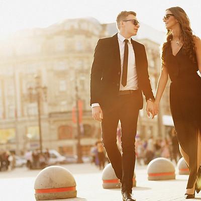 Love-story Аня и Миша