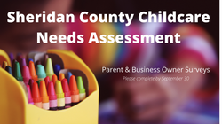 Sheridan County Childcare Needs Assessment.png