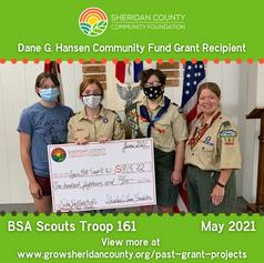 BSA Scouts Troop