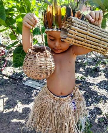 Artesanatos Tradicionais de Palha