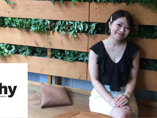 Our CEO Hanako Kuno was interviewed for Why media