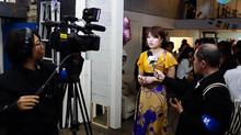 海外に日本の情報を発信するWEBメディア「PlaNeTV」にて創業記念パーティの様子が取材されました