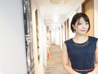 Our CEO Hanako Kuno was interviewed for Kigyo-Sapuri