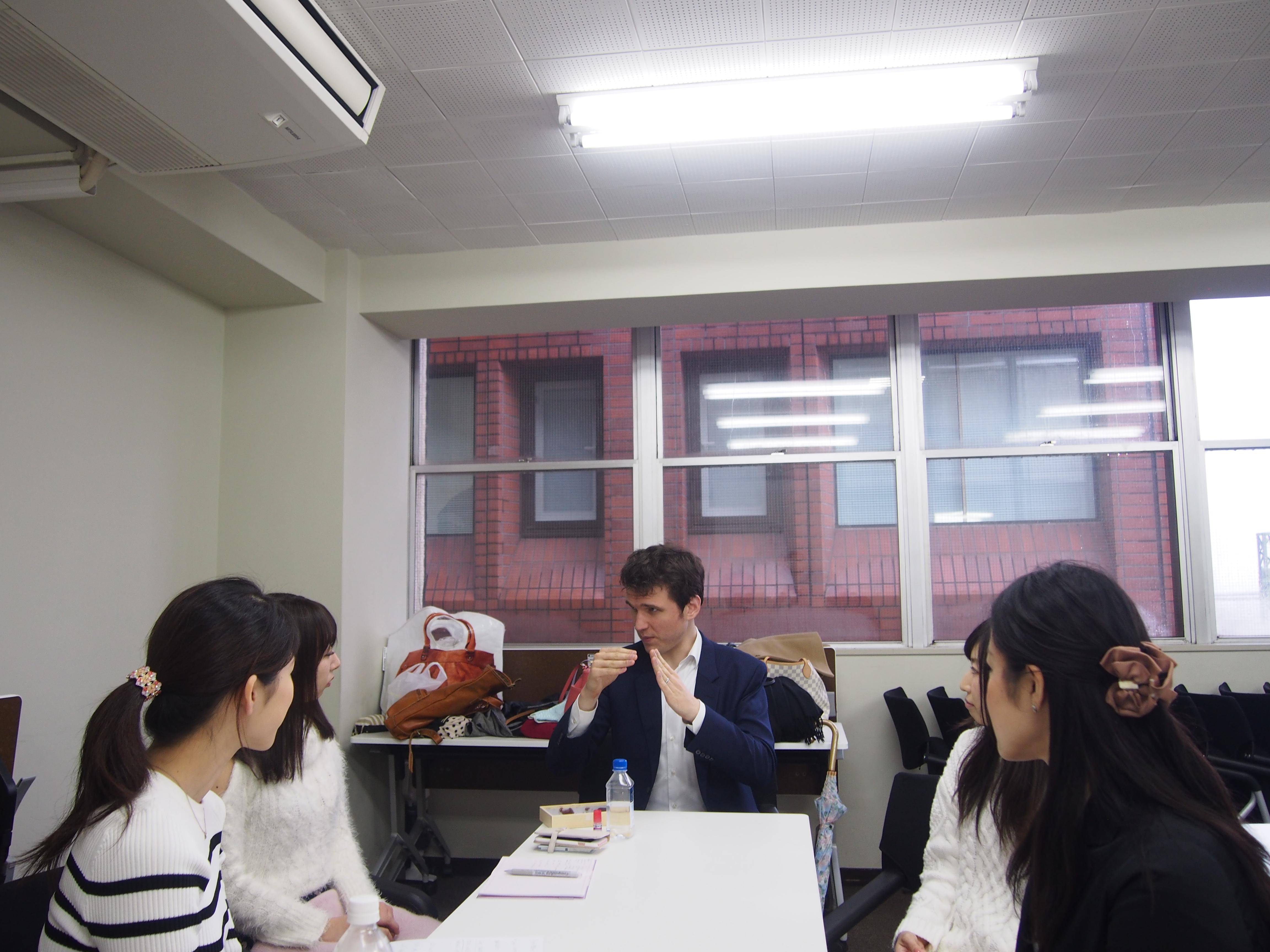 インバウンド対策や福利厚生に最適。語学研修・インバウンド研修プログラム