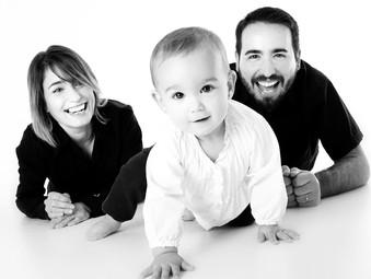 Tips para ser mejor papá y pareja