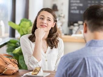 Motivos por los que no quisiste tener una segunda cita con alguien