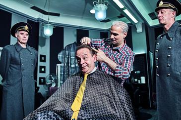 Portrait of a Fake Mayor / Geert Beullens
