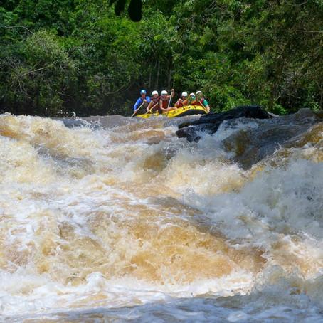 Brotas - rafting