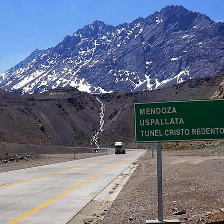 Santiago a Mendoza de carro - 5 dias
