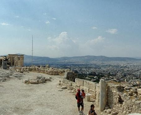 Atenas - 3 dias