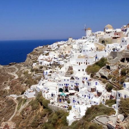 Santorini - 4 dias