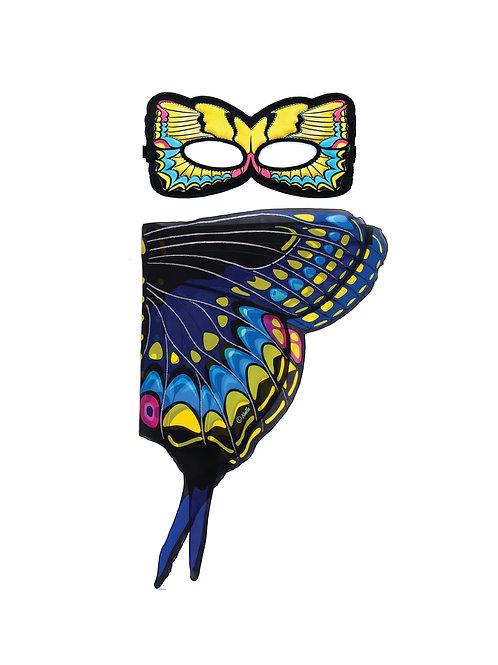 Wings + Mask Sets, Butterflies & Moths