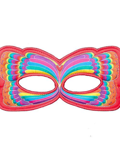 Masks, Rainbow Butterfly