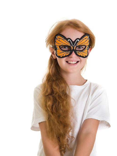 Masks, Monarch Butterfly