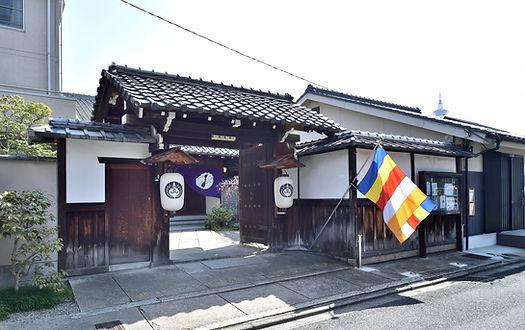 明覺寺 本堂