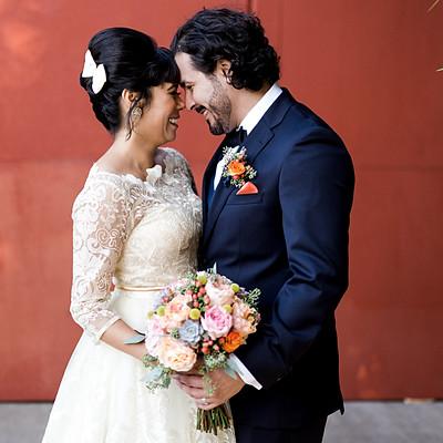 Gina + Juan