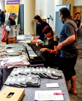 Volunteers & Convention Help Desk