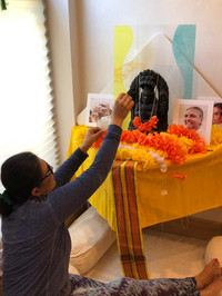 creating the convention Puja table