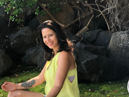MY STORY - a personal reflection of awakening, embodying my soul wisdom and stepping into the light.
