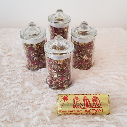 Sacred Incense for Devotion, Cleansing & Grounding