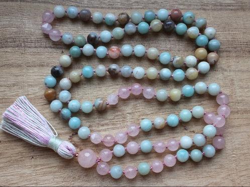 108 Sacred Mala Beads