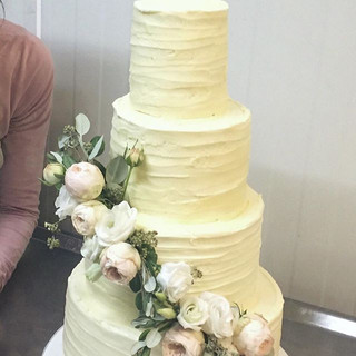 Yesterday's Wedding cake at #giardinover