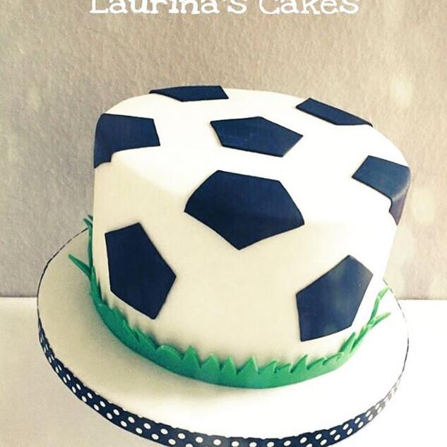Any Football Fan online_ #cakeszurich #c