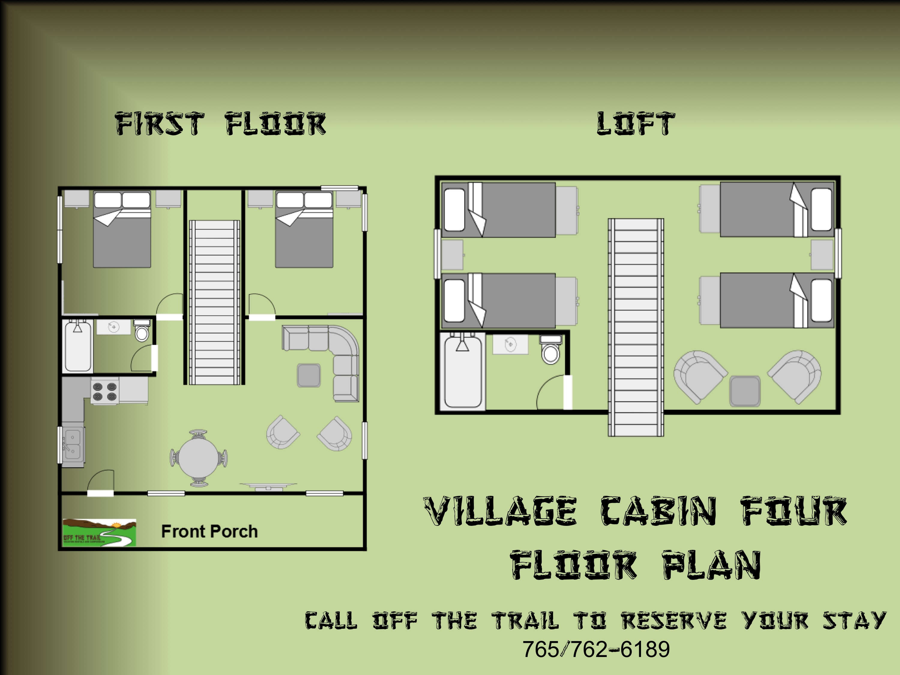 Village 4 Floor Plan