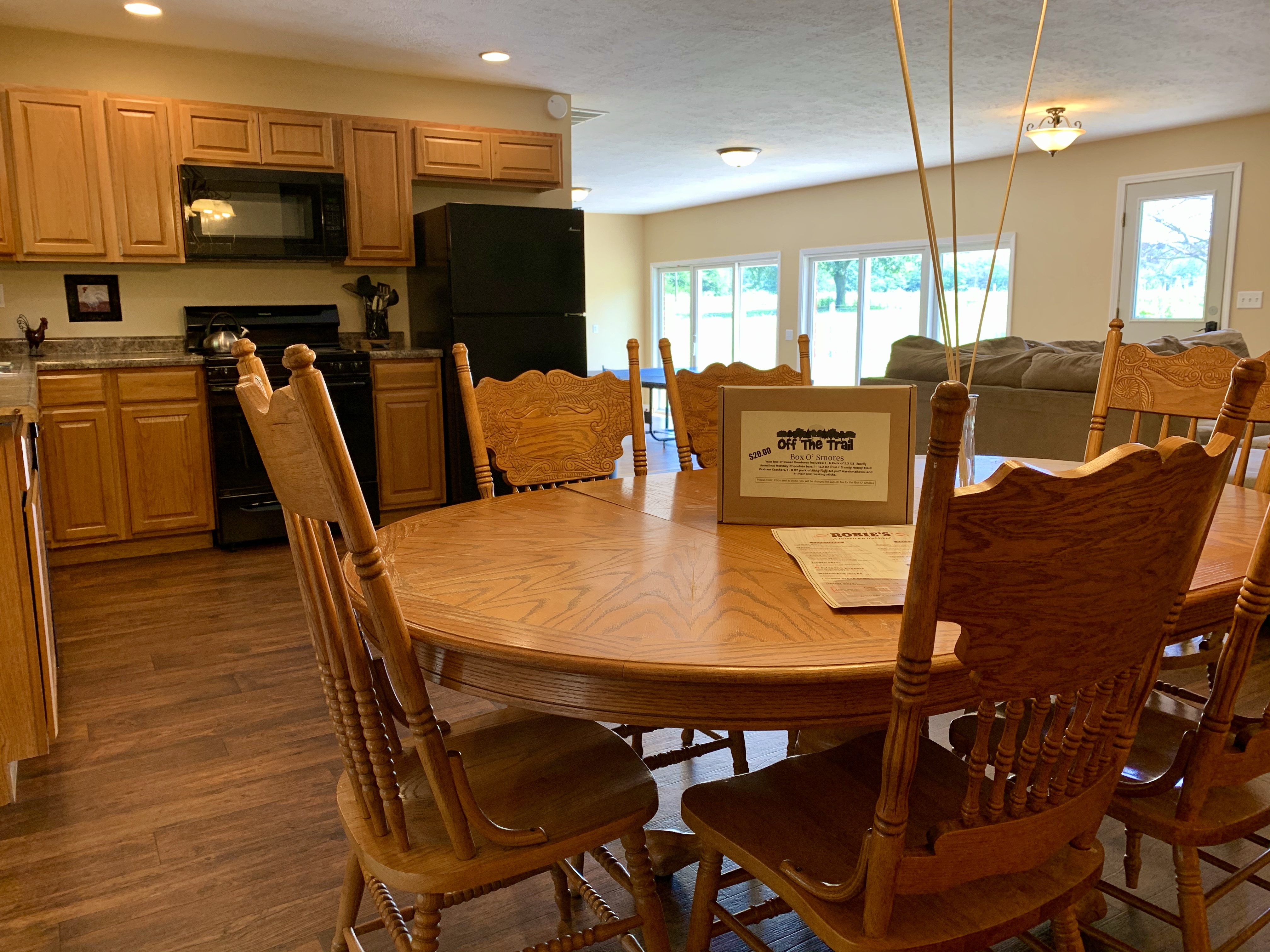 Ranch House Dining Area