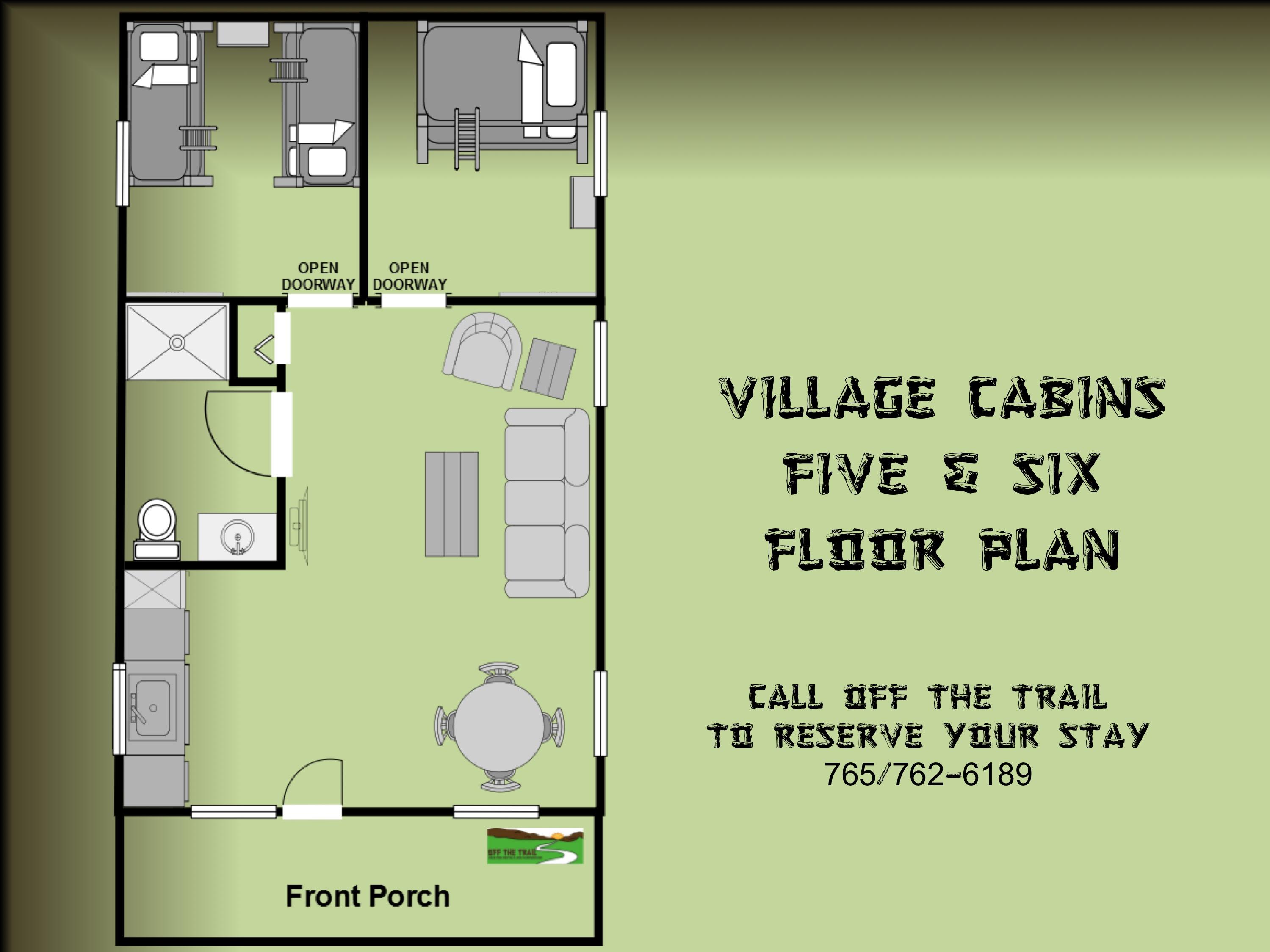 Village 5 & 6 Floor Plan