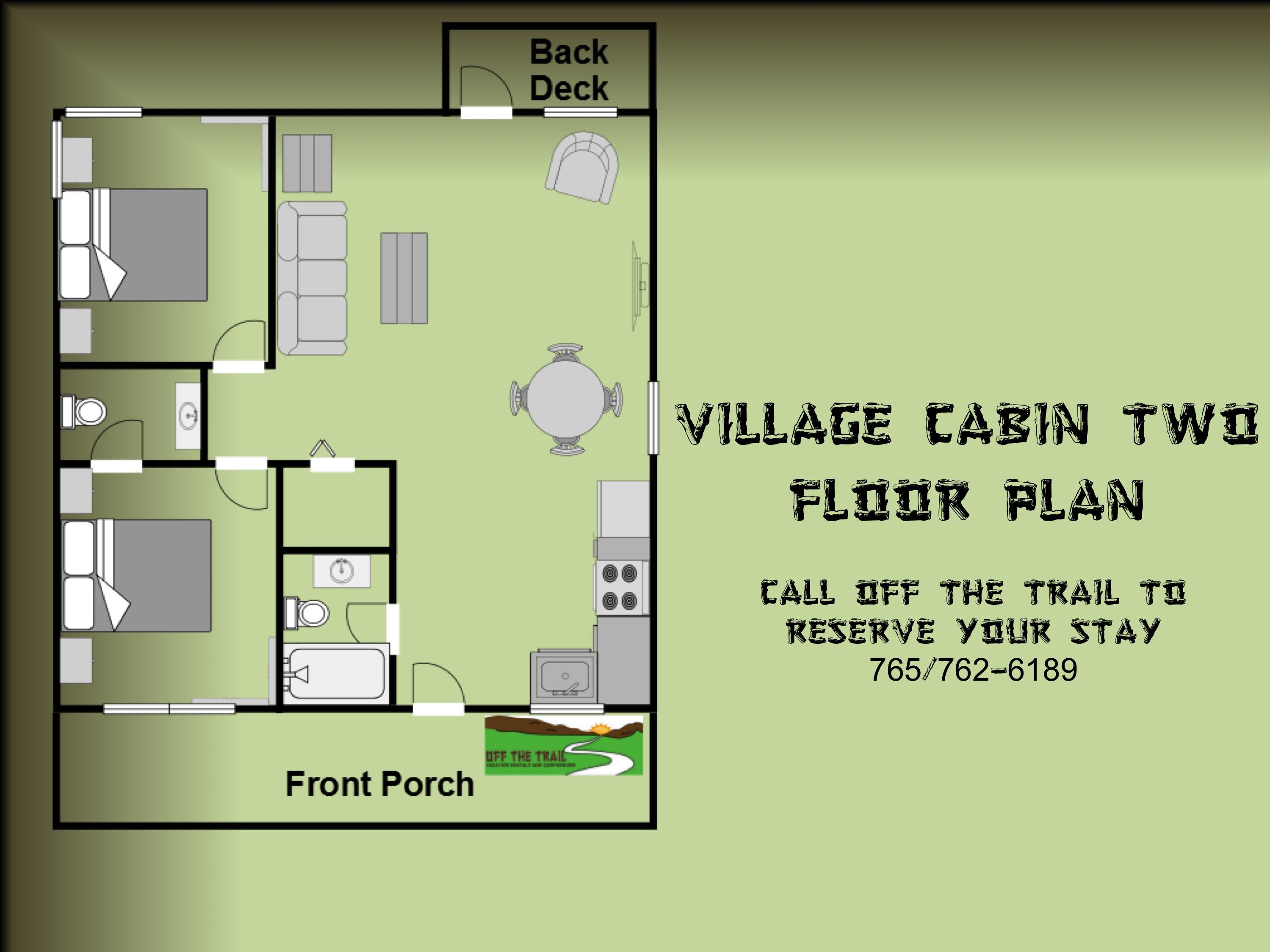Village 2 Floor Plan