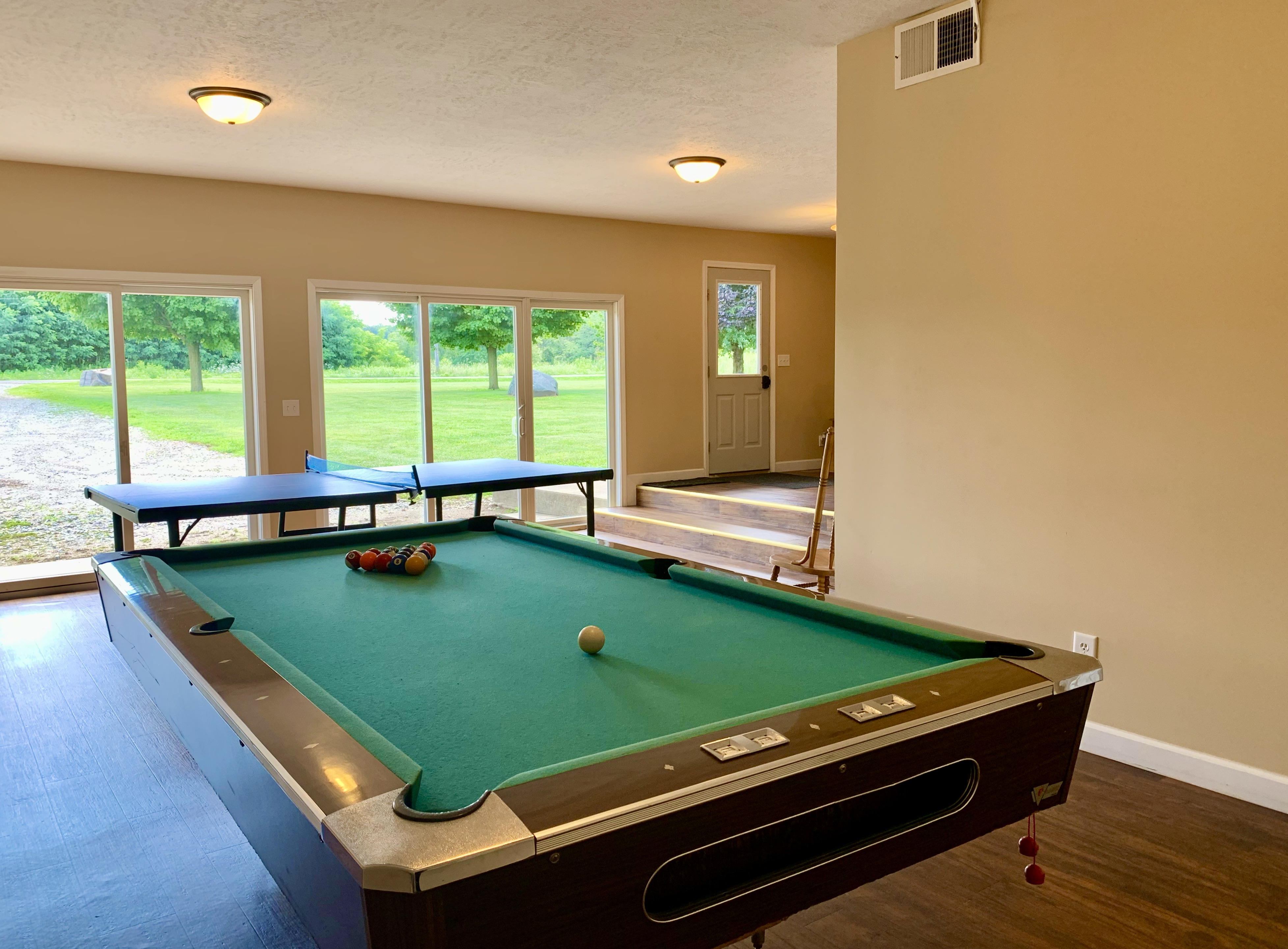 Ranch House Game Room