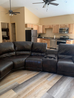 South Pointe Living Sectional