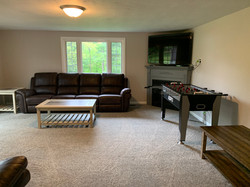 Hilltop Living Area