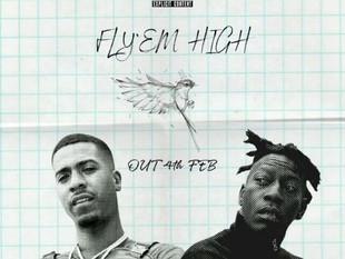 TIGGS DA AUTHOUR - FLY 'EM HIGH (FT NINES)