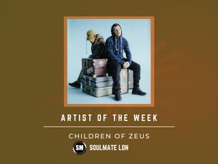 SOULMATE SUGGESTS EPISODE 1: CHILDREN OF ZEUS